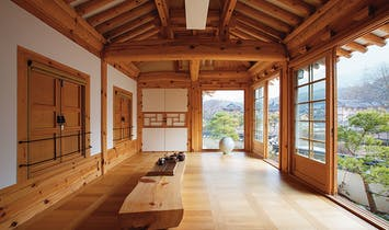Seoul housing development builds traditional hanok designs for a slower lifestyle