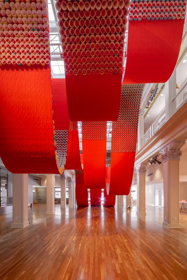 Red Carpet in C, Yunhee Min & TOLO Architecture