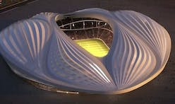 Zaha Hadid Says Al Wakrah World Cup Stadium Doesn't Resemble Vagina