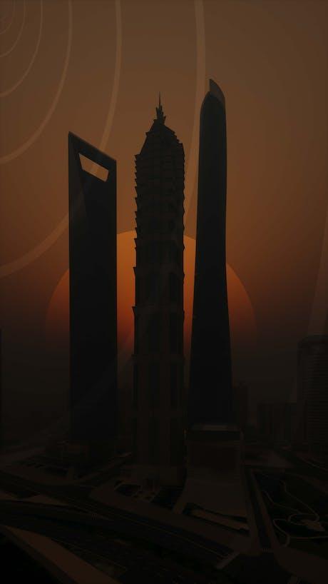 Shanghai (Dusk till Dawn) Work in progress...
