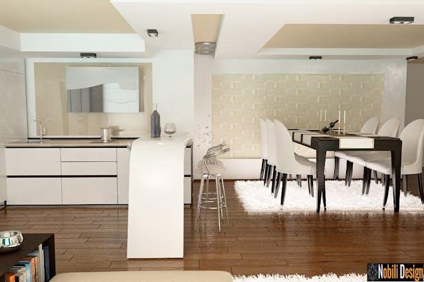 Casa amenajata in stil modern - Living open space