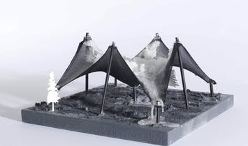 MIT M.Arch Graduate Angeline Jacques Designs a New Conceptual Framework for Glacier National Park