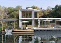 Summer house on the water-'MK'-Ulcinj