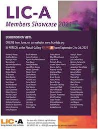 2021 - LIC-A Members Showcase 2021