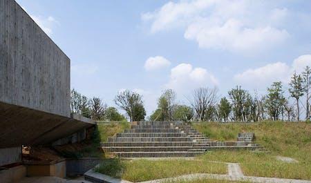 Jinhua Architecture Park, Jinhua China – Ai Weiwei. Image by Iwan Baan.