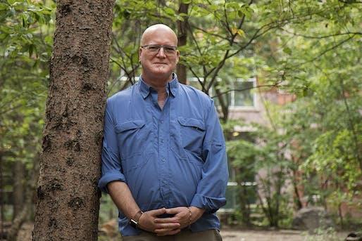 Robert Wright. Image courtesy of the University of Toronto.