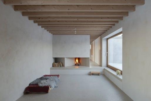 "Atrium House by <a href=""https://www.thamvidegard.se/work/houses/atrium-house/"">Tham & Videgård Arkitekter</a>."