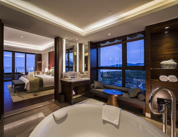 Haitang Bay No.9 Resort Sanya Resort Hotel - Guest Room