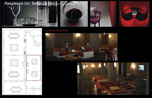 Final Conceptual Rendering Lounge Area
