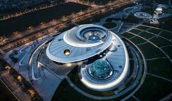 World's largest astronomy museum opens in Shanghai with an interstellar design from Ennead