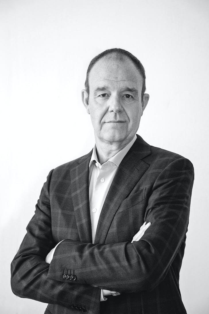 Dr. John Brown. Image courtesy of University of Calgary