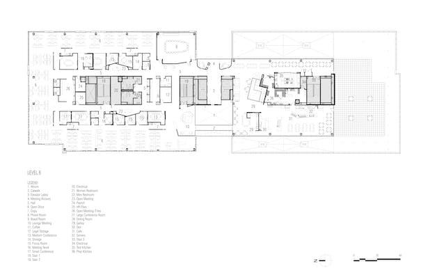 Holland America Group HQ (Plan Level 6)