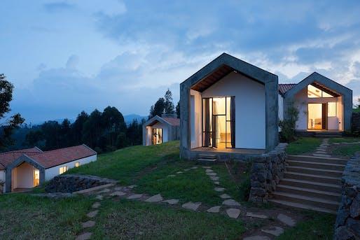 "Umusozi Ukiza ""Healing Hill"" - Butaro Doctor Housing - Burera District, Rwanda"