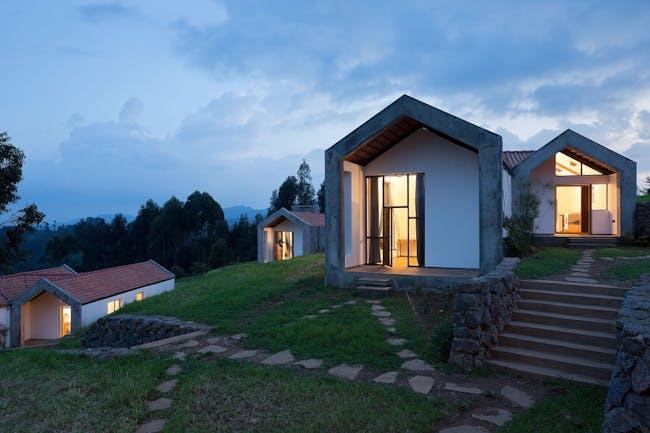 Umusozi Ukiza 'Healing Hill' - Butaro Doctor Housing - Burera District, Rwanda