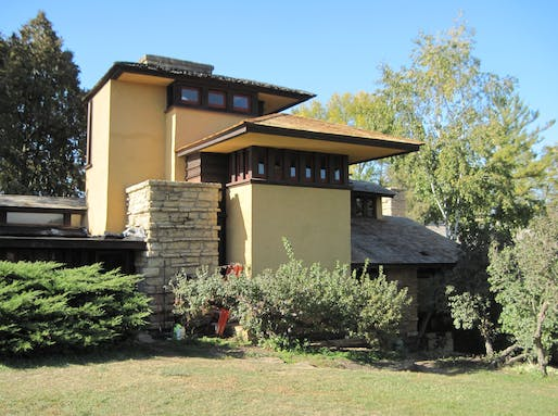 "​The Frank Lloyd Wright Foundation has responded to the latest developments with the School of Architecture at Taliesin. <a href=""https://commons.wikimedia.org/wiki/File:Taliesin_4819a.jpg​"">Image courtesy of Wikimedia Commons / QuartierLatin1968.​</a>​"
