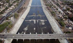 Watch a meditative and breathtaking aerial survey of the L.A. River