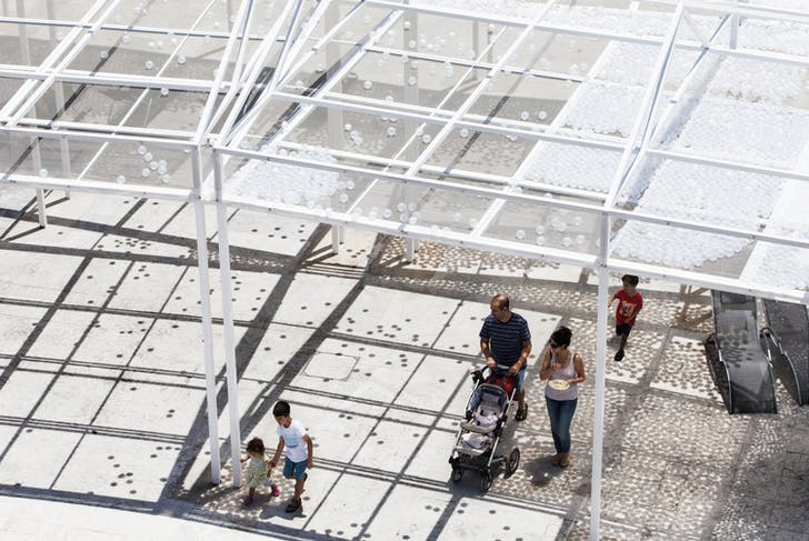 Cloud Seeding. Design Museum Holon.