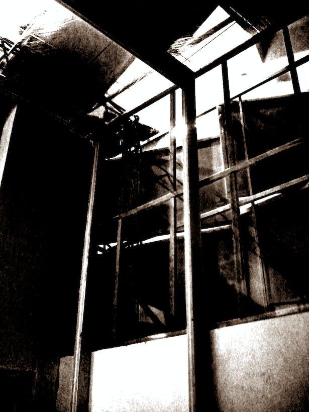 Interior Detail Model Photo