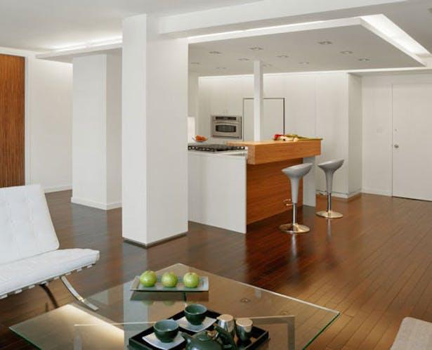 East Side Duplex - Kitchen