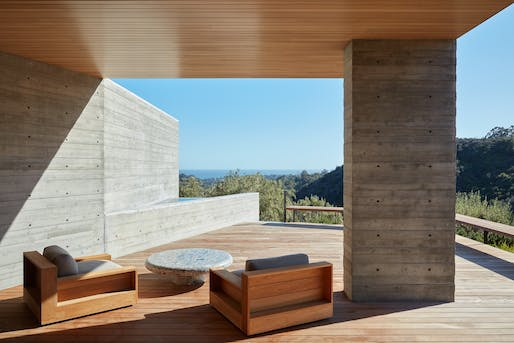 Sapire Residence by Abramson Architects. Photo via Abramson Architects.