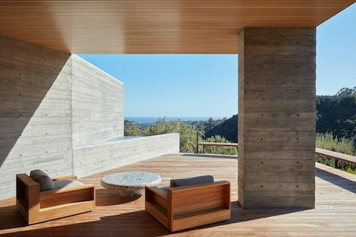 Sapire Residence by Abramson Architects. Photo via Abramson Architects.