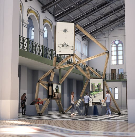 Co-Lab render courtesy of Autodesk Inc.