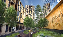 Timber in the City Competition: Design Students Imagine a Mixed-Use Complex for Red Hook