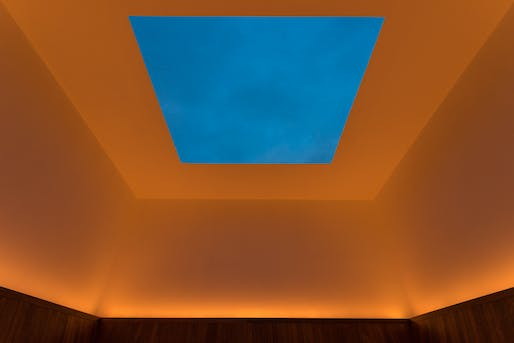 James Turrell, Meeting (1980-86/2016) Image by Pablo Enriquez. Courtesy MoMA PS1.