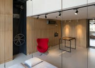 45 m2 Home - AshariArchitects