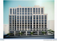 10 Story Residential & Commercial Building
