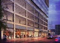 New 11-story Arts District office building will cantilever over A+D Museum