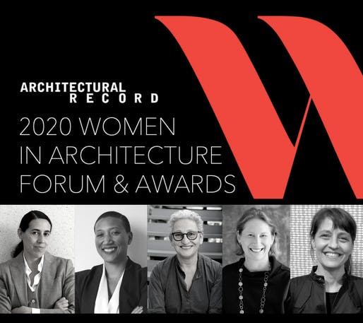 (L-R) Monica Ponce de Leon, photo © MPdL Studio, Kimberly Dowdell, photo courtesy HOK, Julie Eizenberg, FAIA, photo courtesy Koning Eizenberg Architecture, Lisa Gray, photo © Joyce George, and Stella Betts, photo courtesy LEVENBETTS