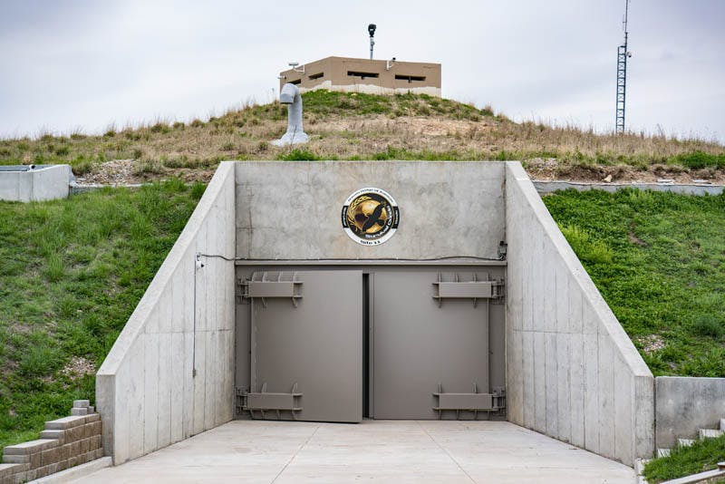 Developer brings luxury condos to old Missile Silos in