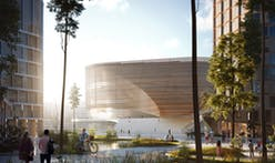 3XN to design new arena in the heart of richly historic Bergen, Norway
