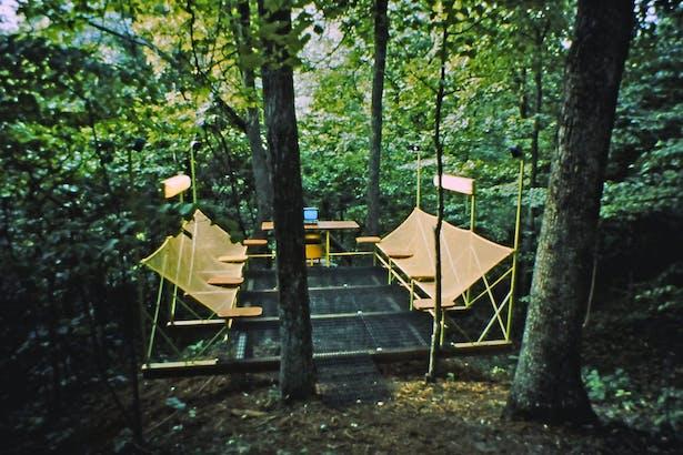 Party Deck 1977.