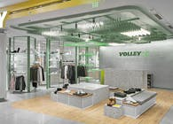 Volley standard store