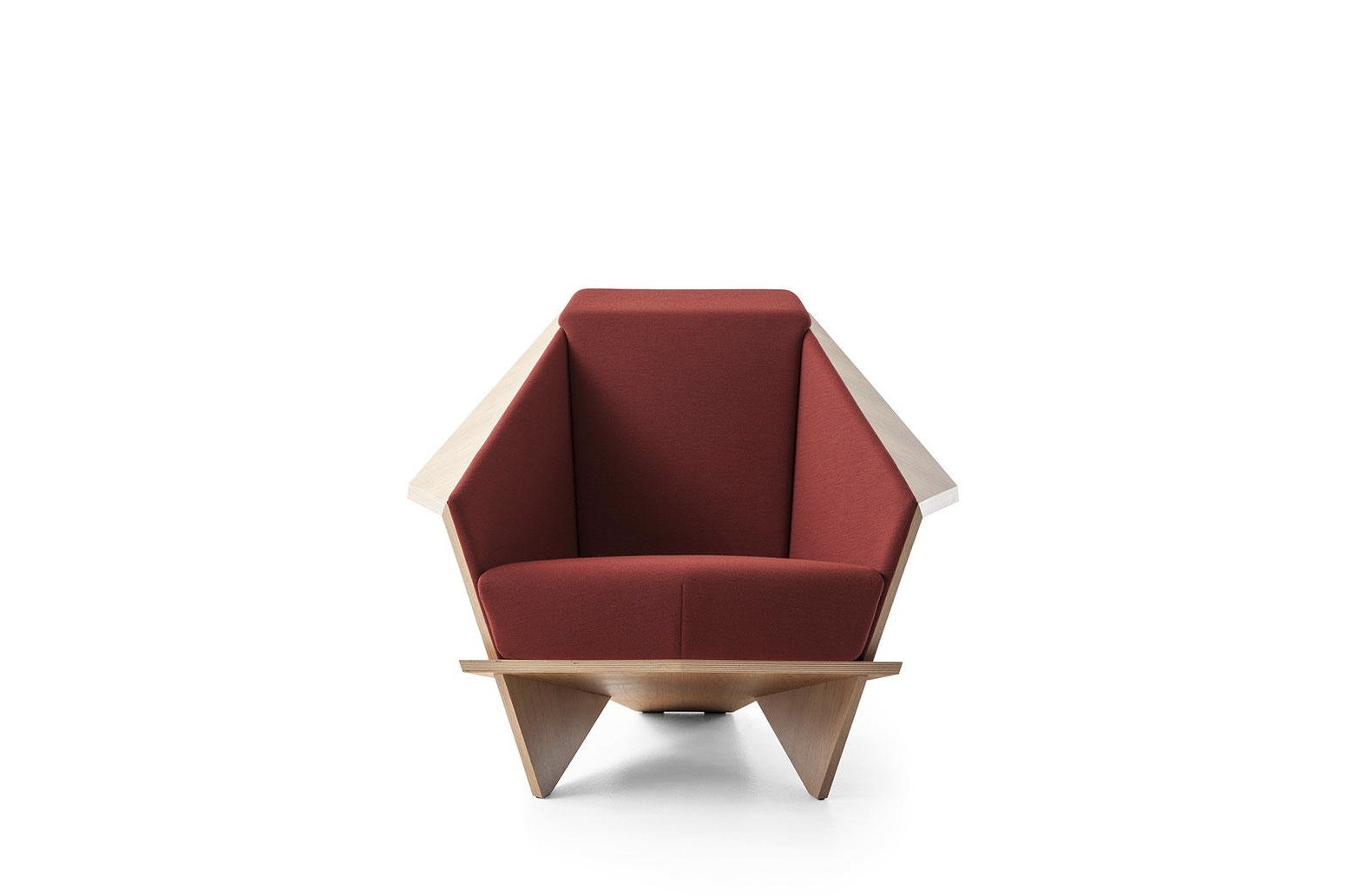 Can you guess which famous architect designed this newly re-released chair?