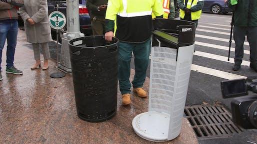 Image via NYC Department of Sanitation