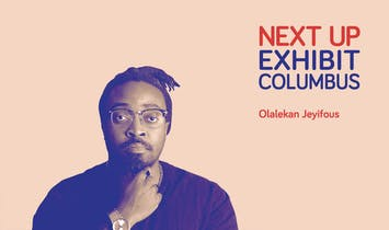 Next Up: Exhibit Columbus / Olalekan Jeyifous