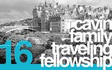 2016 Cavin Traveling Fellowship