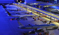 Honey, I shrunk the Flughafen
