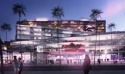"""OMA's Winning """"The Plaza at Santa Monica"""" Entry"""
