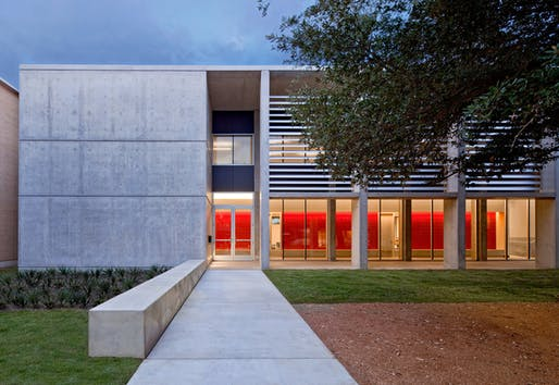 St. Edward's University Doyle Hall in Austin, TX by Specht Harpman
