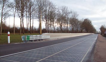 First solar road fails to live up to expectations