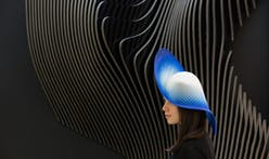 Zaha Hadid Architects design H-Line hat for Friends of the High Line fundraiser