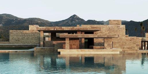 Yalıkavak Palmarina by Emre Arolat Architecture. Photo: Cemal Emden.