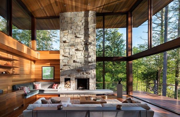 Living Room Photo by Chuck Choi