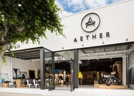 AETHER Apparel Retail Store