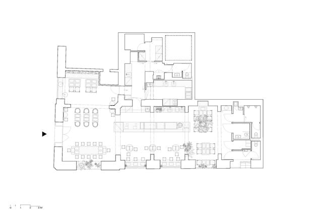 Ground Floor Plan – design esté architekti