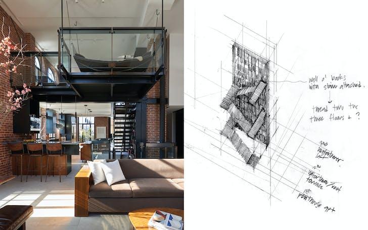Upper East Side Residence, New York, 2014 Credit: Kevin Scott